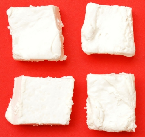 Vegetarian marshmallows